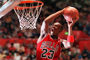 Michael Jordan - legenda baschetului