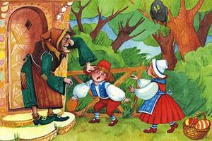 Hensel si Gretel