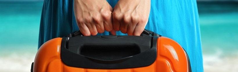 Cum să cumperi un troler pentru bagajul de mână